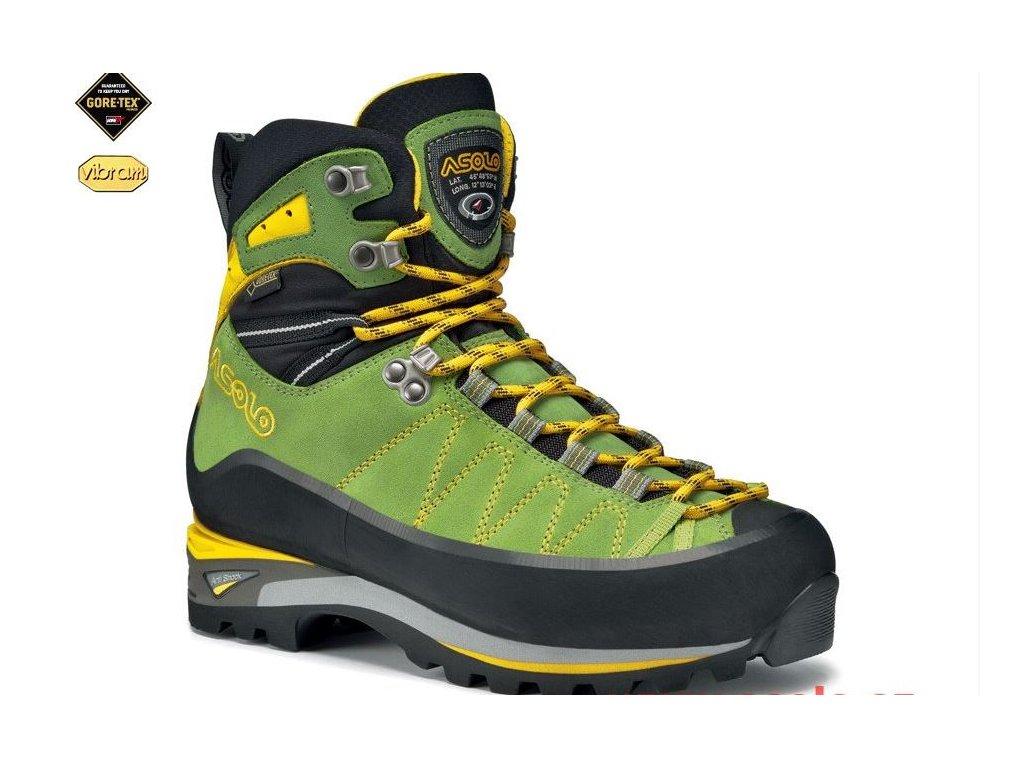 ASOLO ELBRUS GV VHT dámská obuv (varianta 7.5) 26e1468985