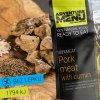 ADVENTURE MENU 100% MASO: Vepřové maso na kmíně