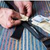 LIFEVENTURE Money Belt pásek s kapsou
