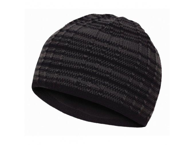 HUSKY CAP 3 čepice šedá