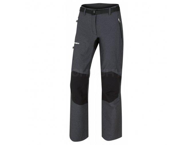 HUSKY KLASS L černé  dáms.kalhoty
