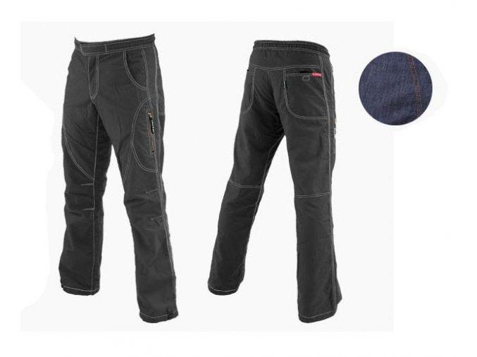 SALTIC MIRAGE Long tm.modrá kalhoty