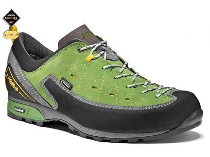 ASOLO APEX GV MM grey/rifle green