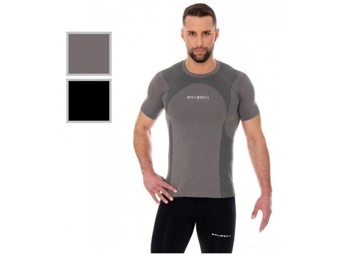 BRUBECK ATHLETIC Dynamic men T-shirt