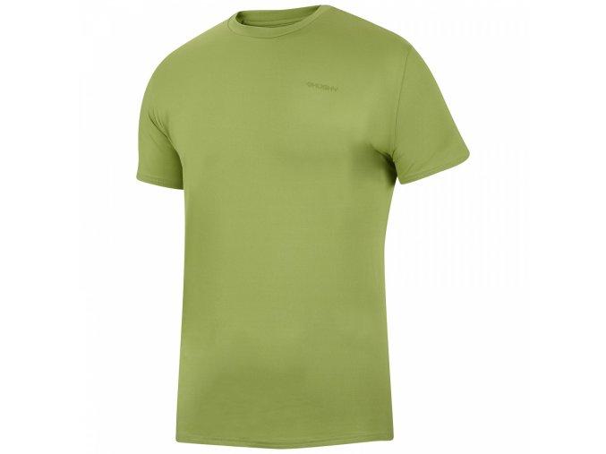 HUSKY TONIE M tm.zelená S19 triko pánské