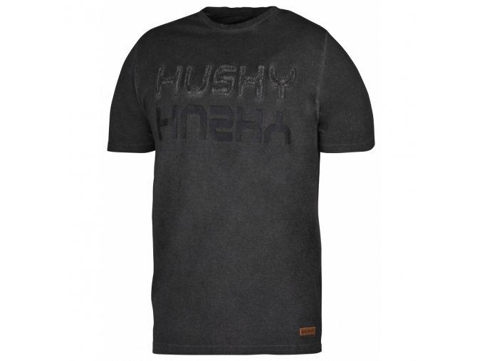 HUSKY BROKER M bavlna černá