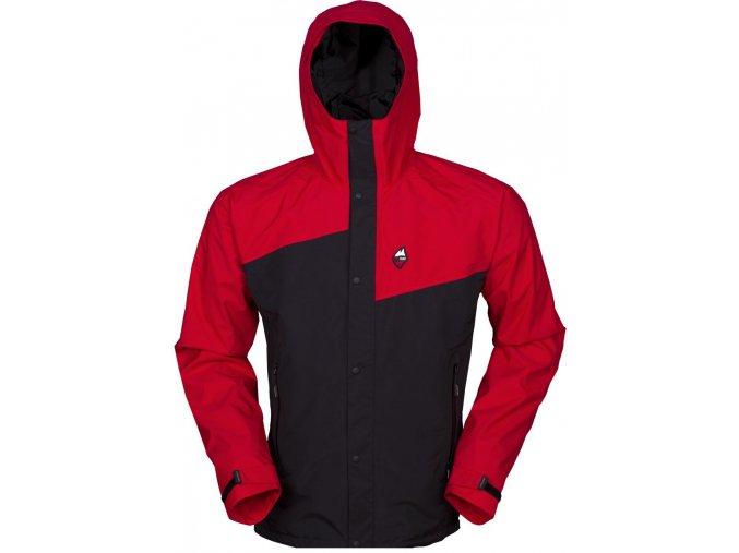 HIGH POINT REVOL Jacket red/black