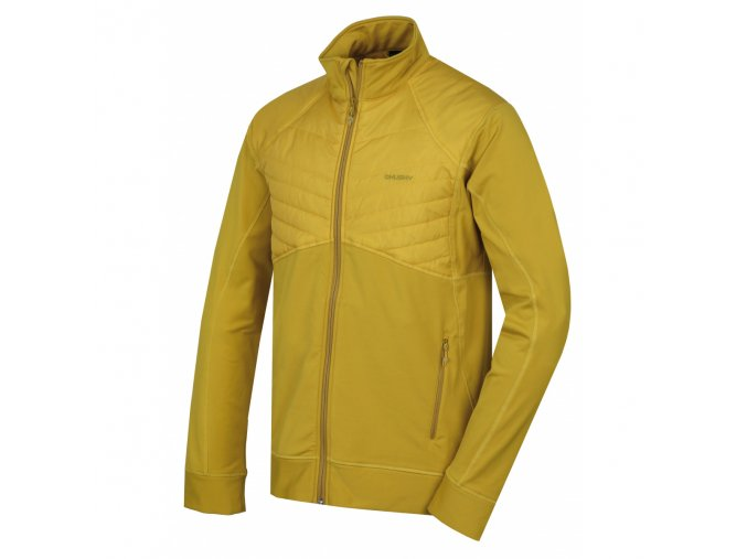 HUSKY AIRY M žlutozelená pánská