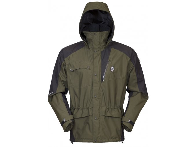 HIGH POINT MANIA 5.0 jacket dark khaki