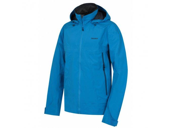 HUSKY NAKRON M modrá bunda
