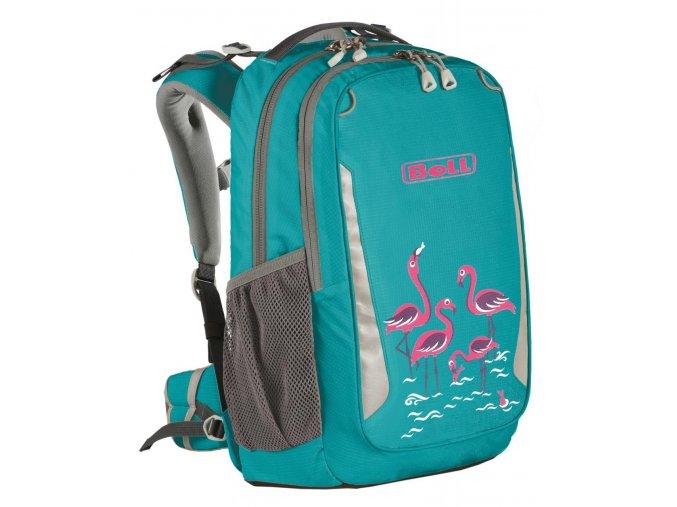 BOLL School Mate 20 Flamingos turquoise