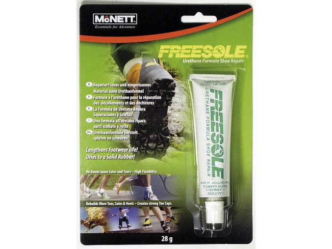 McNETT FREESOLE lepidlo 28g