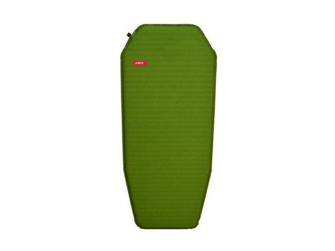 JUREK ELITE S31 karimatka (122x51x3,1) (varianta zelená)