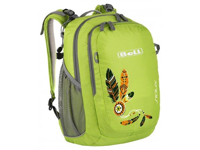 BOLL SIOUX 15 lime dětský batoh