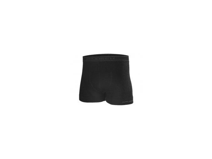 BRUBECK boxerky pánské (varianta černá XL)