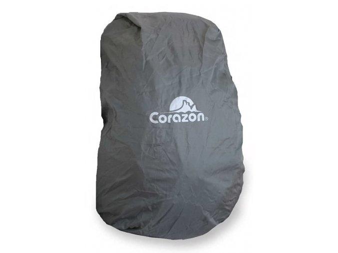 CORAZON pláštěnka na batoh 25 litrů (varianta černá)
