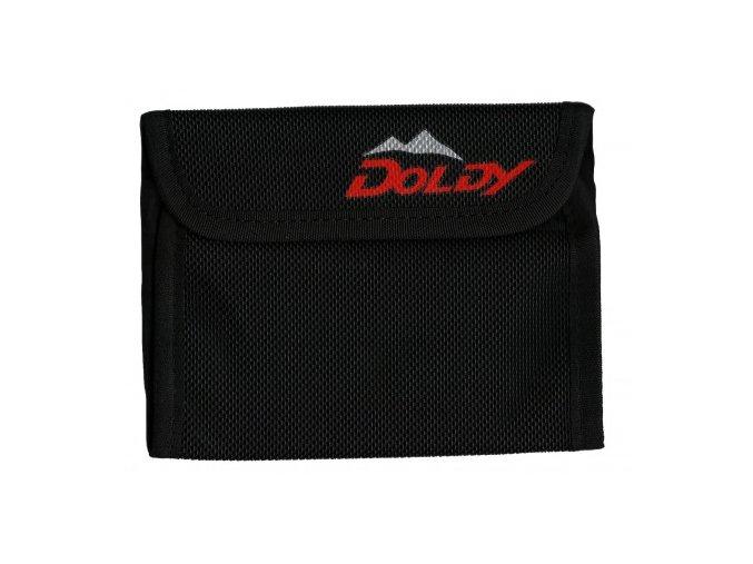DOLDY peněženka (varianta šedá)