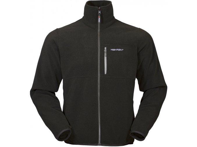 HIGH POINT INTERIOR 2.0 jacket black (varianta černá XXXL)