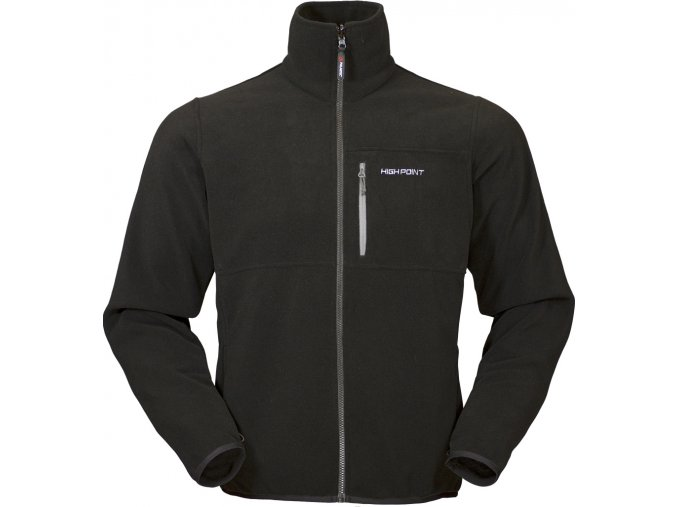 HIGH POINT INTERIOR 2.0 jacket black (varianta černá XXXL)