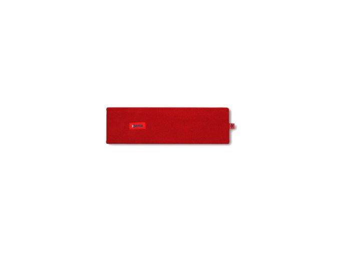 KAMA C03 Fleece čelenka 104 červená (varianta unisize)