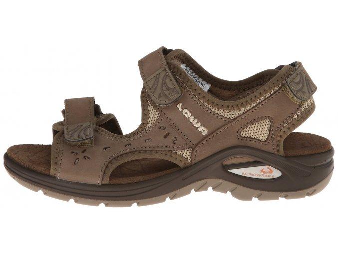 LOWA URBANO Lady kožené sandály (varianta 41)