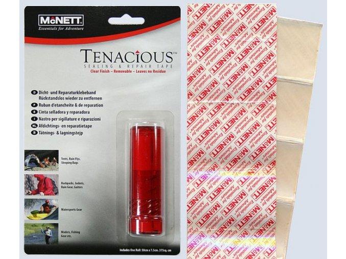 McNETT TENACIOUS New samolepící záplata (varianta 50x7.5cm)