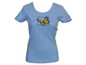 DAP Motýl dámské triko