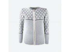 KAMA 5008 dámský svetr 100 bílá
