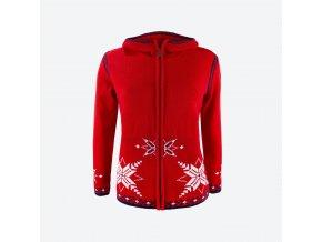 KAMA 5011 dámský svetr 104 červená