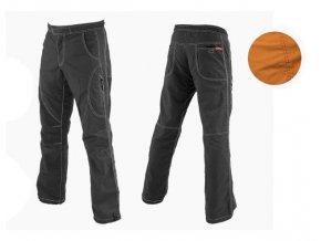 SALTIC MIRAGE Long hnědé kalhoty