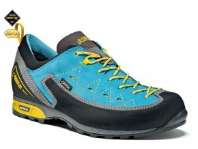 ASOLO APEX GV ML donkey/cyan blue
