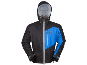 HIGH POINT MASTER Jacket black/blue