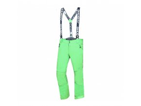 HUSKY GALTI M sv.zelená  lyž. kalhoty