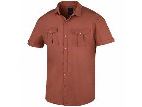 HUSKY GOMY M cihlová S19 košile pánská