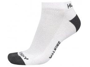 HUSKY WALKING NEW bílá  ponožky