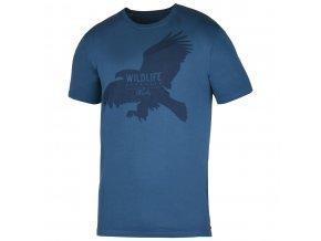 HUSKY EAGLE M tm.modrá bavlna S19