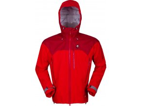 HIGH POINT PROTECTOR 5.0 jacket red/red dahlia