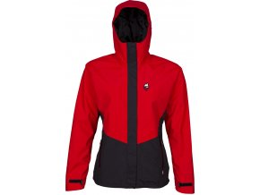 revol lady jacket red 1
