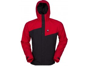 HIGH POINT REVOL Jacket red/black
