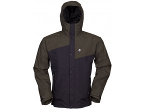 HIGH POINT REVOL Jacket dark khaki/black