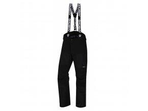 HUSKY KOMLY M černá pánské kalhoty