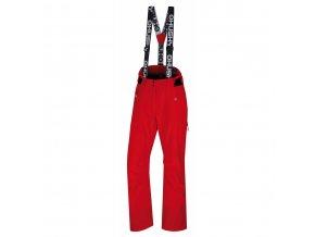HUSKY MITALY L červená dám. ski kalhoty
