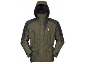 HIGH POINT MANIA 5.0 jacket dark khaki/black