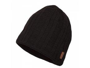 HUSKY CAP 18 černá čepice