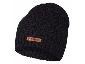HUSKY CAP 33 černá