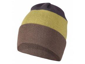 HUSKY CAP 24 šedá/tm.zelená