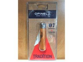 OPINEL VRN N07 carbon blister nůž