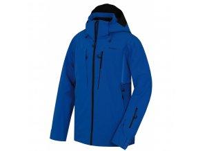 HUSKY MONTRY M modrá bunda