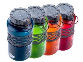 GSI Outdoors Infinity 1 litr láhev (varianta zelená)