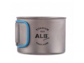 ALB titanový hrneček 0.5 litru